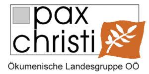 Logo Pax Christi OÖ